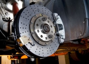 Greening can carry out a variety of test on brakes and other components.