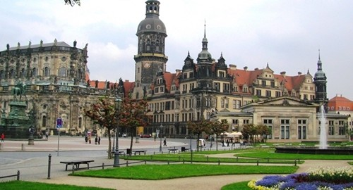 Dresden is home to this year's EuroBrake conference.