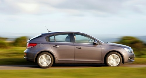 GM is recalling more than 2,000 recently manufactured models of Chevy Cruze.