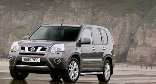The new hybrid X-Trail is the first mass-produced Nissan with standard automatic braking.