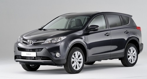 The new RAV4 will be one of the first to include the low-cost safety systems.