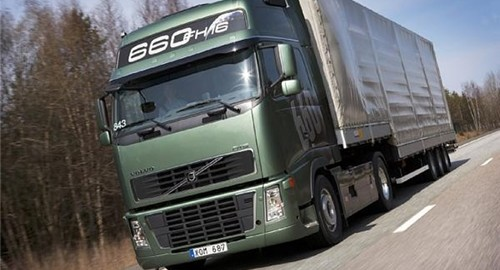 Volvo Trucks has developed a cutting-edge collision warning system.